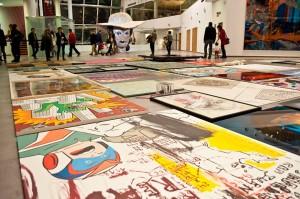 Estudio 120m, Exposición colectiva Museo Würth, La Rioja.